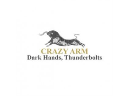 CRAZY ARM - Dark Hands. Thunderbolts (LP)