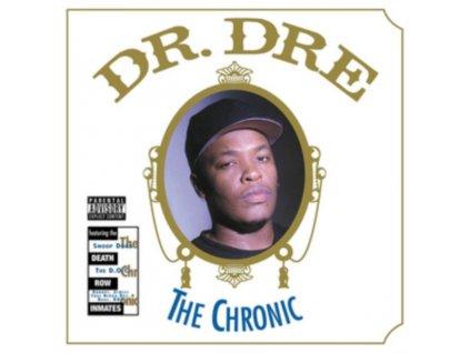 DR DRE - The Chronic (Explicit Version) (LP)