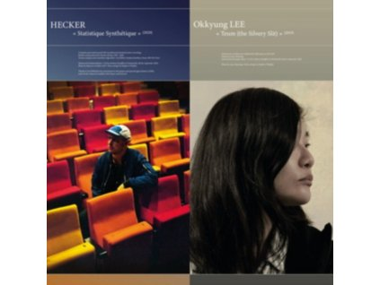 HECKER & OKKYUNG LEE - Statistique Synthetique / Teum (The Silvery Slit) (LP)