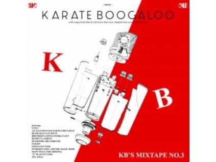 KARATE BOOGALOO - Kbs Mixtape No. 3 (LP)
