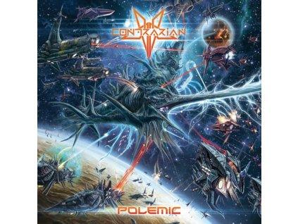 CONTRARIAN - Polemic (Random Coloured Vinyl) (LP)