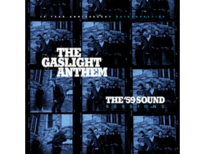 GASLIGHT ANTHEM - The 59 Sound Sessions (Deluxe Edition) (LP)