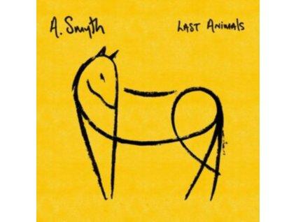 A. SMYTH - Last Animals (Yellow Vinyl) (LP)