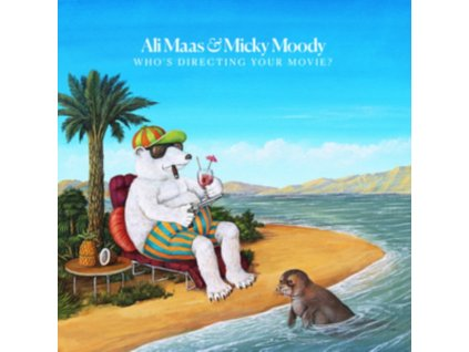ALI MAAS & MICKY MOODY - Whos Directing Your Movie? (LP)
