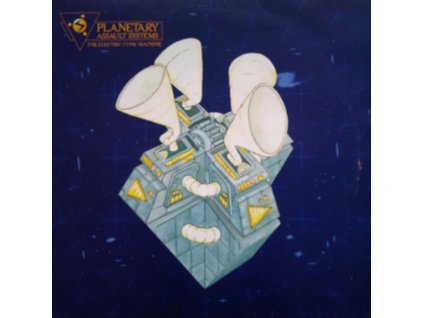 PLANETARY ASSAULT SYSTEMS - The Electric Funk Machine (Re-Issue) (LP)