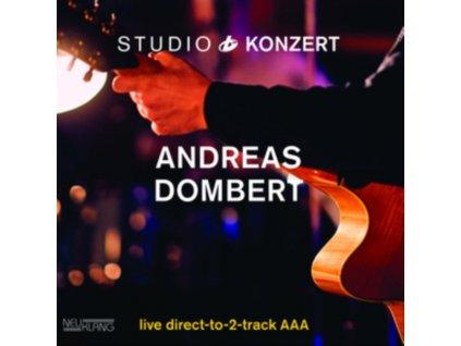 ANDREAS DOMBERT - Studio Konzert (Limited Edition) (LP)