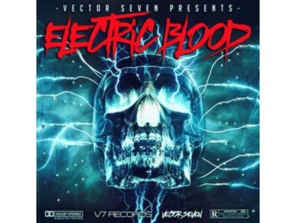 VECTOR SEVEN - Electric Blood (Red Vinyl) (LP)