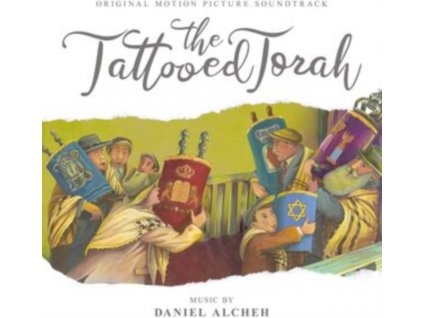 DANIEL ALCHEH - The Tattooed Torah - Original Soundtrack (CD)
