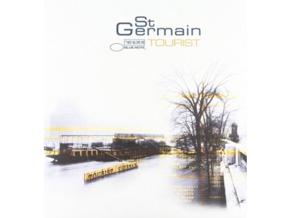 ST GERMAIN - Tourist (LP)