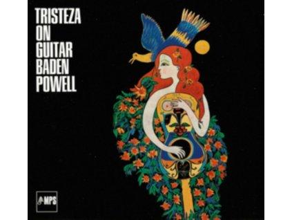 BADEN POWELL - Tristeza On Guitar (LP)