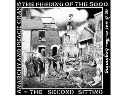 CRASS - The Feeding Of The 5000 (LP)