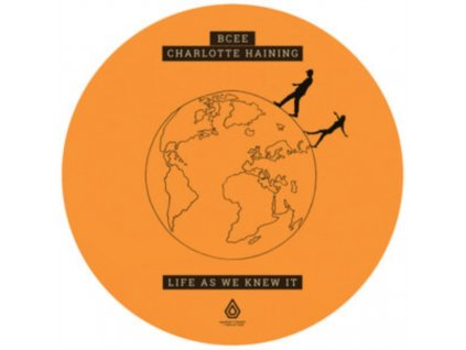 BCEE & CHARLOTTE HAINING - Life As We Knew It (LP)