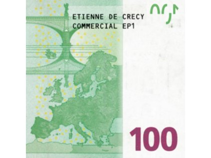 "ETIENNE DE CRECY - Commercial Ep1 (12"" Vinyl)"