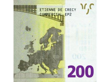 "ETIENNE DE CRECY - Commercial Ep2 (12"" Vinyl)"