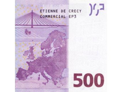 "ETIENNE DE CRECY - Commercial Ep3 (12"" Vinyl)"
