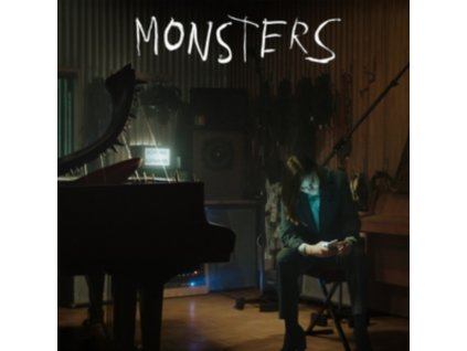 SOPHIA KENNEDY - Monsters (LP)