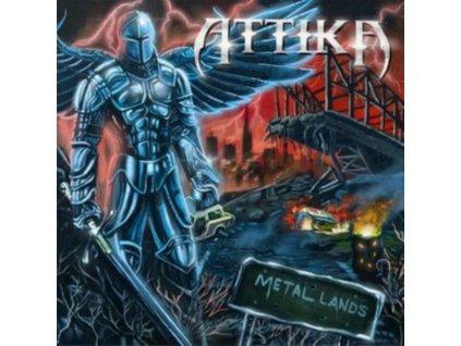 ATTIKA - Metal Land (LP)