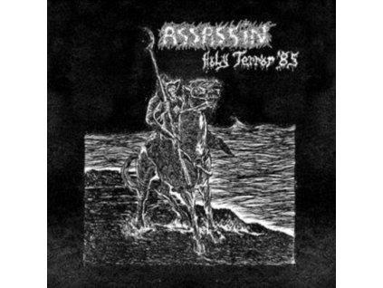 ASSASSIN - Holy Terror 85 (Red Vinyl) (LP)