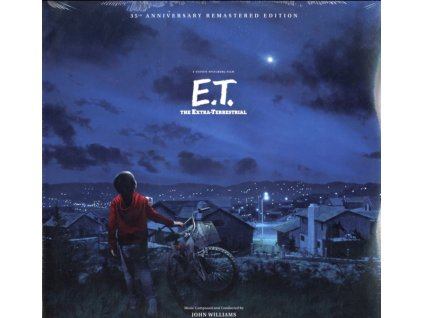 e.t. the extra terrestrial lp vinyl