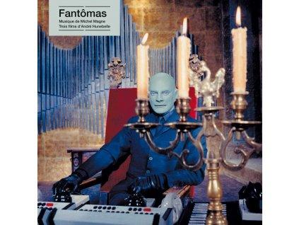 fantomas original soundtrack magne lp vinyl