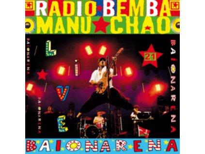 MANU CHAO - Baionarena (LP)