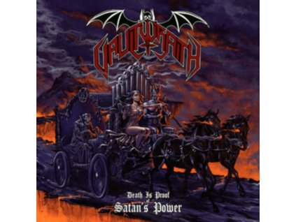 VAULTWRAITH - Death Is Proof Of SatanS Power (LP)