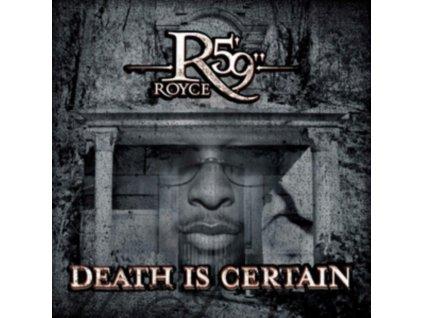 ROYCE DA 59 - Death Is Certain (Red Vinyl) (LP)