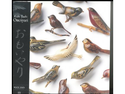 KISHI BASHI - Omoiyari (Coloured Vinyl) (LP)