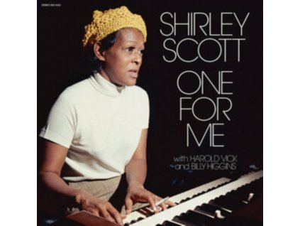 SHIRLEY SCOTT - One For Me (LP)
