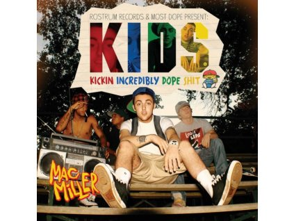 MAC MILLER - K.I.D.S. (LP)