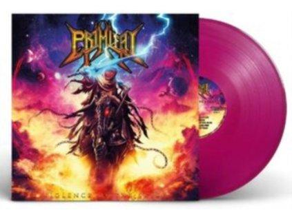 PRIMITAI - Violence Of The Skies (Violet Vinyl) (LP)
