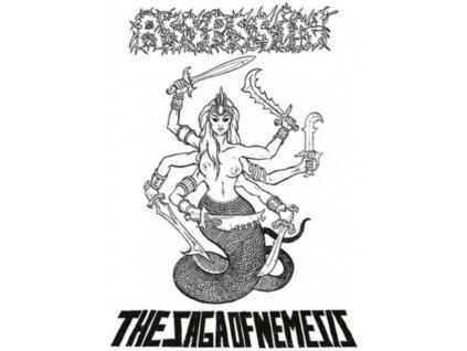 ASSASSIN - The Saga Of Nemesis (Green Vinyl) (LP)