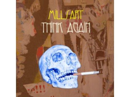 "MILLSART - Think Again (12"" Vinyl)"