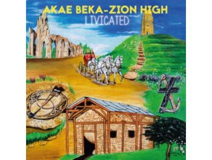 AKAE BEKA & ZION HIGH - Livicated (LP)