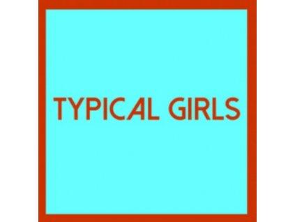 VARIOUS ARTISTS - Typical Girls Volume 4 (LP)