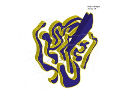 "ROMAN FLUGEL - Anima EP (12"" Vinyl)"