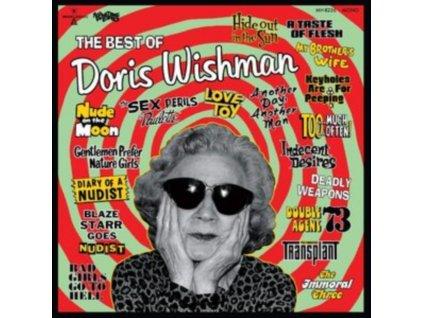 VARIOUS ARTISTS - The Best Of Doris Wishman (LP + DVD)
