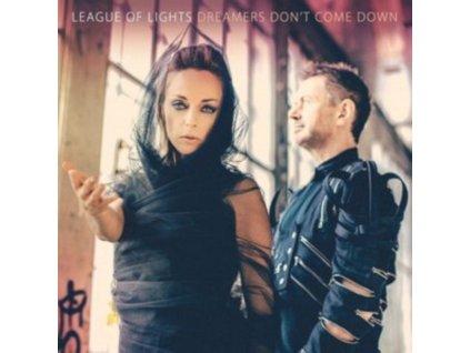 LEAGUE OF LIGHTS - Dreamers Dont Come Down (LP)