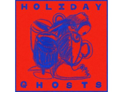 HOLIDAY GHOSTS - North Street Air (LP)