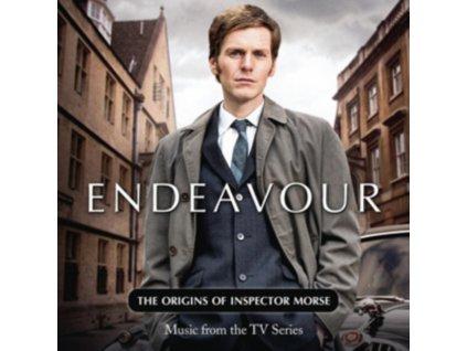 ORIGINAL TV SOUNDTRACK - Endeavour (CD)