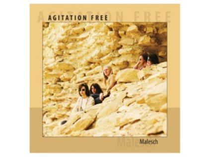 AGITATION FREE - Malesh (LP + Book)