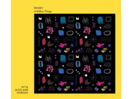 ROHEY - A Million Things (LP)