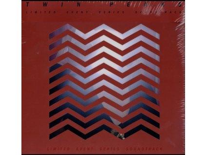 ORGINAL SOUNDTRACK / VARIOUS ARTISTS - Twin Peaks - 3rd Series (LP)