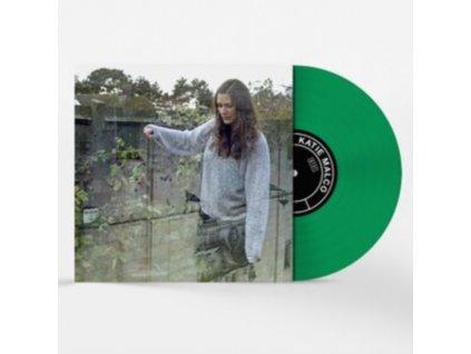 KATIE MALCO - Failures (Clear Green Vinyl) (LP)