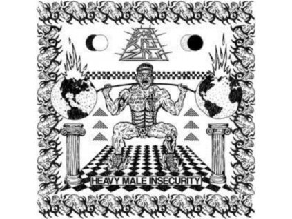 DEATH BY UNGA BUNGA - Heavy Male Insecurity (LP)