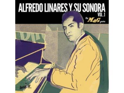 """ALFREDO LINARES Y SU SONORA - Vol. 1: The Mag Years (7"""" Vinyl)"""