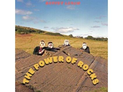 BUFFET LUNCH - The Power Of Rocks (LP)