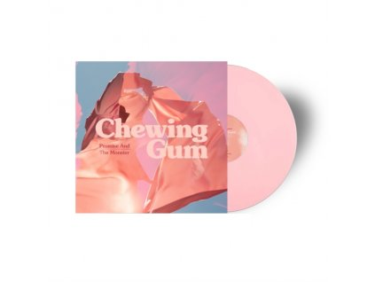 PROMISE & THE MONSTER - Chewing Gum (Bubblegum Pink Vinyl) (LP)