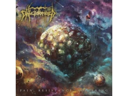 PHLEBOTOMIZED - Pain. Resistance. Suffering (LP)