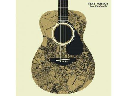BERT JANSCH - From The Outside (LP)